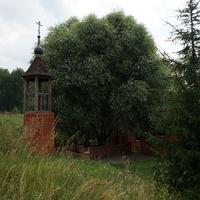 Святой источник во имя Владимирской иконы Божией Матери у села Верзилово на речке Каширка