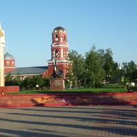 площадь перед домом культуры