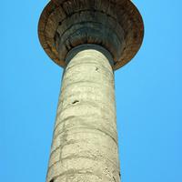 Колонна в Карнакском храме