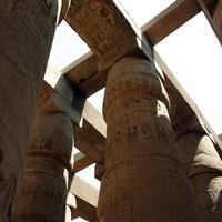 Перекрытие древнего храма
