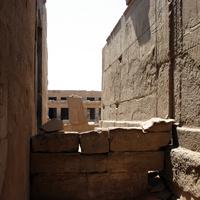 Хебседный храм Тутмоса третьего