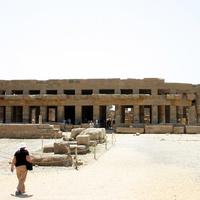 Праздный зал Тутмоса третьего