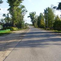 Улица Ленина посёлка