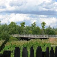 Новый мост через реку Вол
