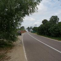 Дорога на Сотниково