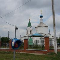 Церковь Преображения Господня в Верзилово