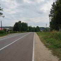 Дорога на Колычёво