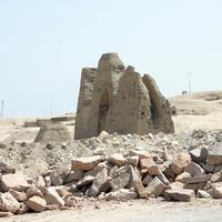 Гробницы у храма Хатшепсут