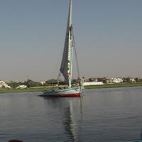 Луксор, река Нил