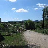 Дорога в сады
