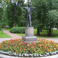 Памятник Иоганну Штраусу