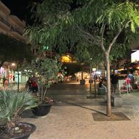 В ночном городе