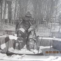 фонтан бременские музыканты