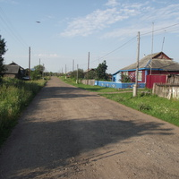 Улица Зелёная