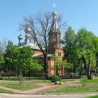 Церковь в честь Воздвижения Креста Господнего