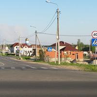 Новые дома в районе Бохоново