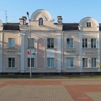 Жилой дом на площади Ленина