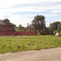 Дом с палисадником в д.Скоморохово