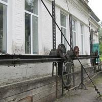 ГЭС, здание, в котором находятся 2 динамо-машины.