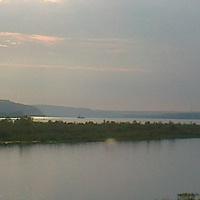 с.Шолья берег реки Кама