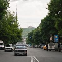 Ереванская зеленая улица