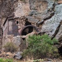 Пещерная часовня св.Аствацацин