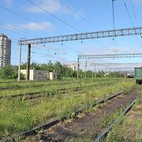 Железнодорожная станция Купчинская