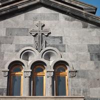 Церковь в селе Малишка
