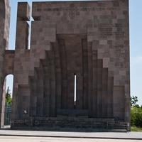 Монумент в память жертв армянского геноцида