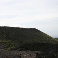 Этна на 1900 метров