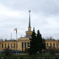 Ж.д. вокзал