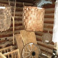 Экспонаты сельского музея