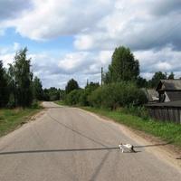 Улица села