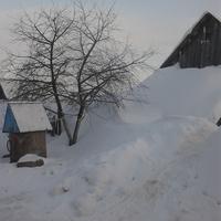 Зима 2013 года
