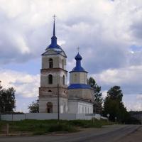 Церковь Александра Невского. 2013г.