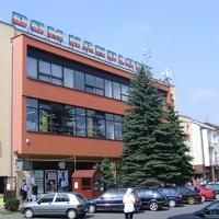 Handlowy dom w Lesku