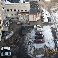 Полоцк, Аэропорт, дворик