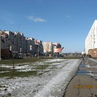 Полоцк, Аэропорт, ул.Богдановича