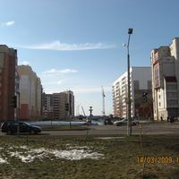 Полоцк, Аэропорт, ул.Хруцкого_начало