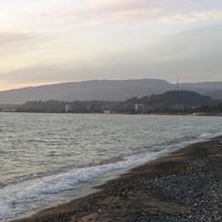 Пляж в районе Келасура в 2008 году