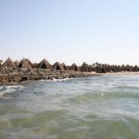 Jasmine Village, пляж