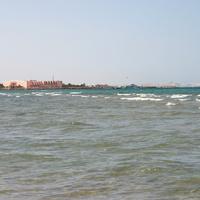 Вид на отель Hurgada Marriott Beach Resort