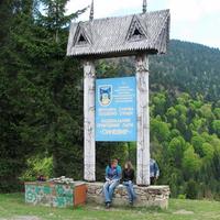 "Въезд на территорию национального парка ""Синевир"""