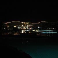 Отель Али Баба ночью