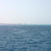 Красное море у Хургады