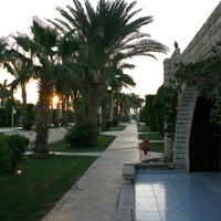 Территория отеля Жасмин