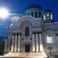 Kaunas. Church of Archangel Michael