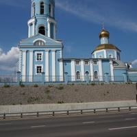 Церковь Николая Чудотворца в Мытищах