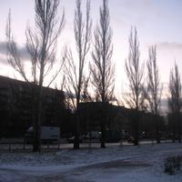 улица Маршала Тухачевского