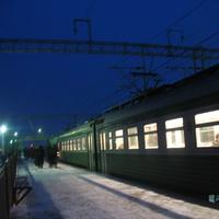 станция Саблино (2012, февраль)